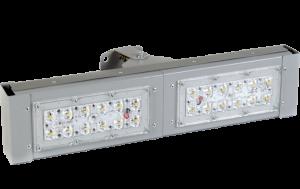 Светильники светодиодные с линзой