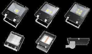 Прожекторы светодиодные