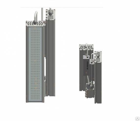 """Промышленный светильник VRN-UN-192D-G50K67-K90 """"Модуль"""""""