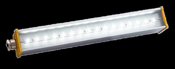 Взрывозащищенный светодиодный светильник LINE-1EX-P-013-60-50
