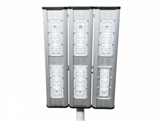 """Светодиодный светильник """"Модуль Магистраль"""",консоль КМО-3, 240 Вт НВ-У-K-Н-240-505.360.130-5-0-67-М"""