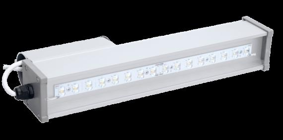 Уличный светодиодный светильник со вторичной оптикой LINE-S-053-18-50