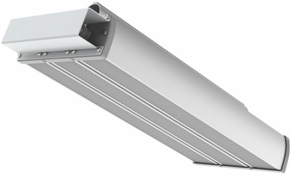 Уличный консольный светодиодный светильник ДКУ-150/17550 150Вт
