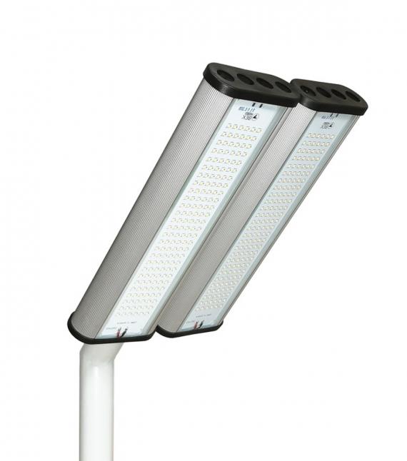 """Уличный светодиодный светильник """"Модуль"""", консоль К-2, 128 Вт НВ-У-K-Е-128-305.240.130-4-0-67"""