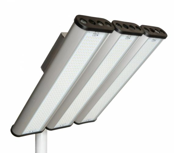 """Уличный светодиодный светильник """"Модуль"""", консоль К-3, 288 Вт НВ-У-K-Е-288-450.360.130-4-0-67"""
