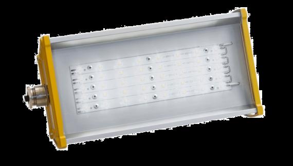 Взрывозащищенный светодиодный светильник OPTIMA-1EX-P-013-50-50