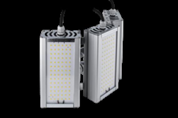 """Светодиодный светильник """"Эконом"""" VRN-UNE-96T-G40K67-U90"""