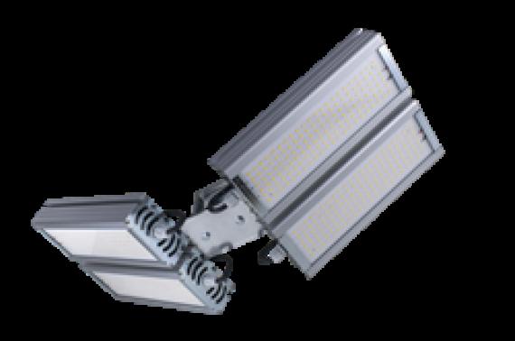 """Светодиодный светильник """"Эконом"""" VRN-UNE-192Q-G40K67-UV"""