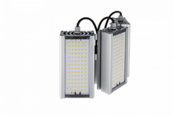 """Светодиодный светильник """"Эконом"""" VRN-UNE-96T-G40K67-K90 консольный"""