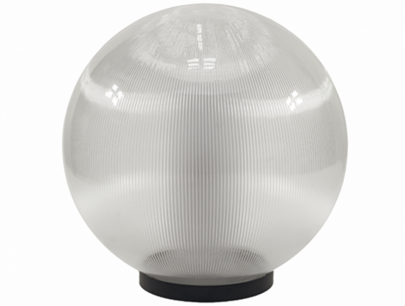 """Светодиодный светильник """"ПАРК"""" прозрачный D350мм 40Вт VRN-S35-40-A50K67-SK"""