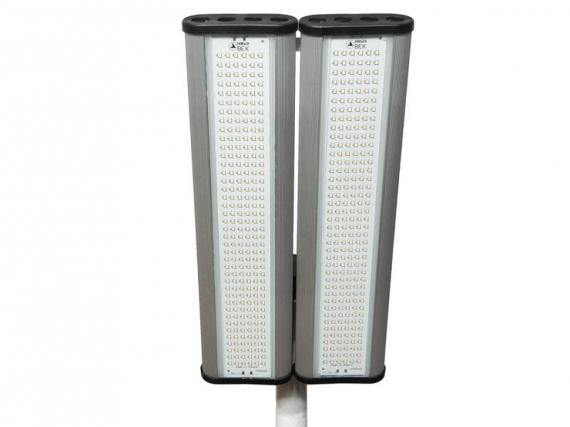 """Уличный светодиодный светильник """"Модуль"""", консоль К-2, 192 Вт НВ-У-K-Е-192-450.240.130-4-0-67"""