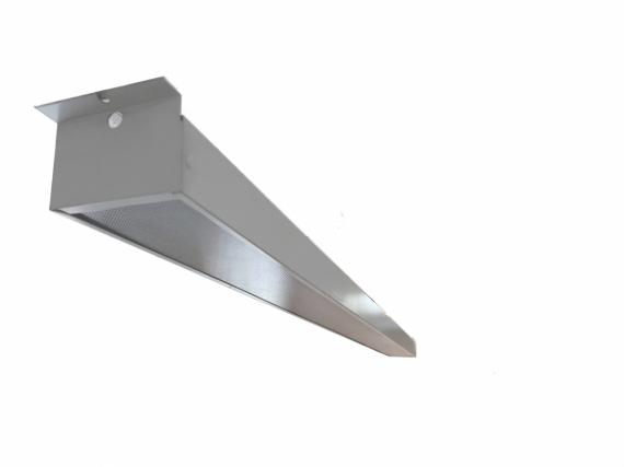Светильник СПО-05L -54вт 6600Лм 6400К 1200x70x35 IP40