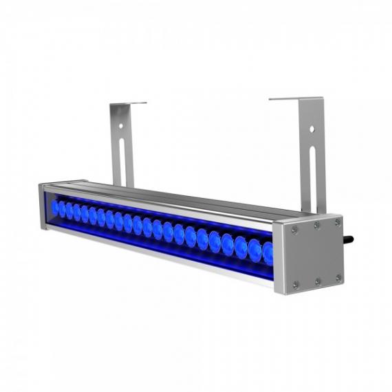 Светодиодный светильник ПромЛед Барокко-20-500 Оптик Синий