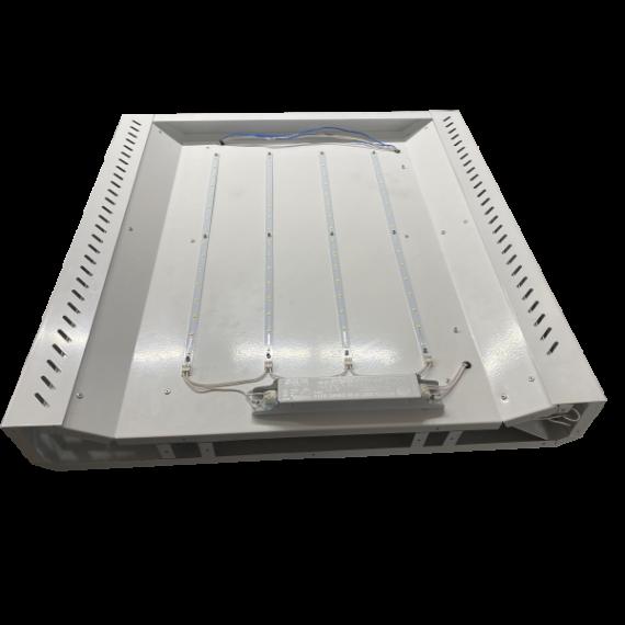 Светодиодный встр/накл светильник рециркулятор бактерицидный A-OFFICE-36UV35DxKO Medical 71Вт