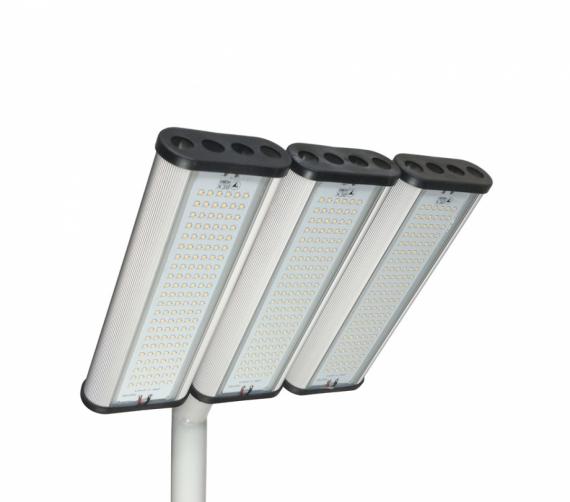 """Уличный светодиодный светильник """"Модуль"""", консоль К-3, 144 Вт НВ-У-K-Е-144-255.360.130-4-0-67"""
