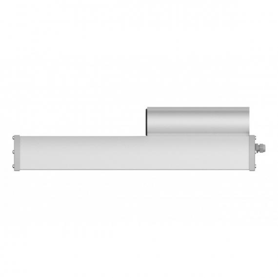 Уличный консольный светодиодный светильник ДКУ-37/4400 37Вт
