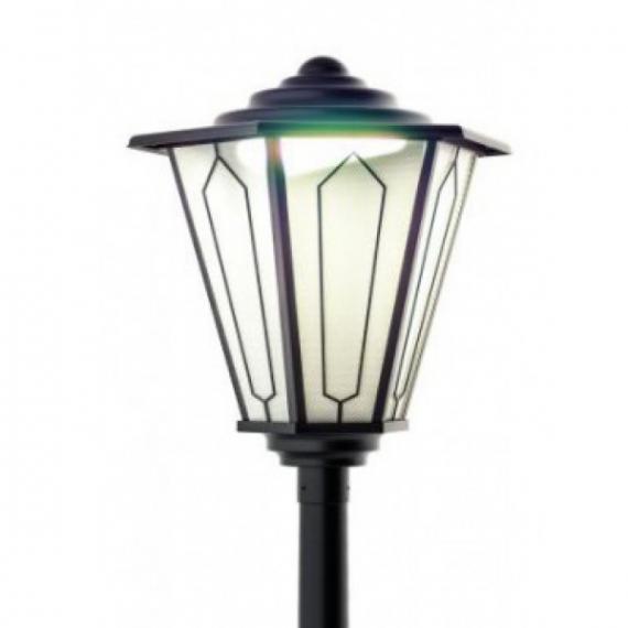 Парковый светодиодный светильник A-STREET-40M5K Square 40Вт