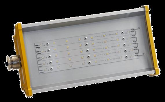 Взрывозащищенный светодиодный светильник OPTIMA-EX-P-013-55-50