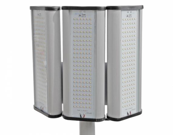 """Уличный светодиодный светильник """"Модуль"""", консоль МК-3, 144 Вт НВ-У-K-Е-144-255.240.280-4-0-67"""