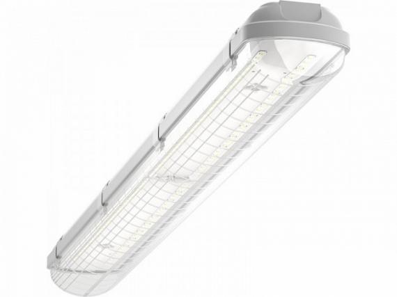 Светильник светодиодный Geniled ЛСП 40Вт нейтральный белый 4700-5300К прозрачный 220V