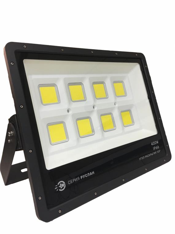 Светодиодный прожектор серия R400 РУСЛАН 400Вт