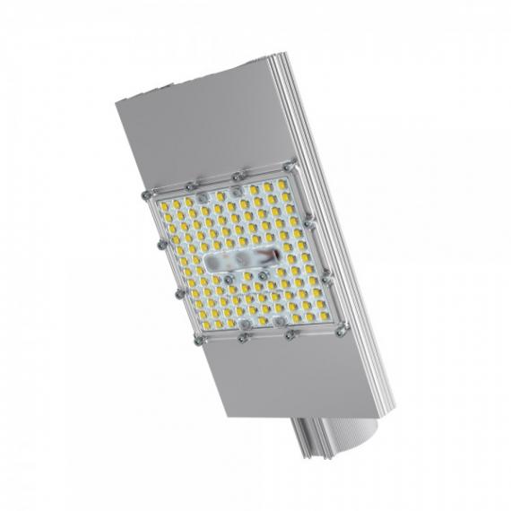 Светодиодный светильник ПромЛед Магистраль v2.0-80 Мультилинза ЭКО 135х55