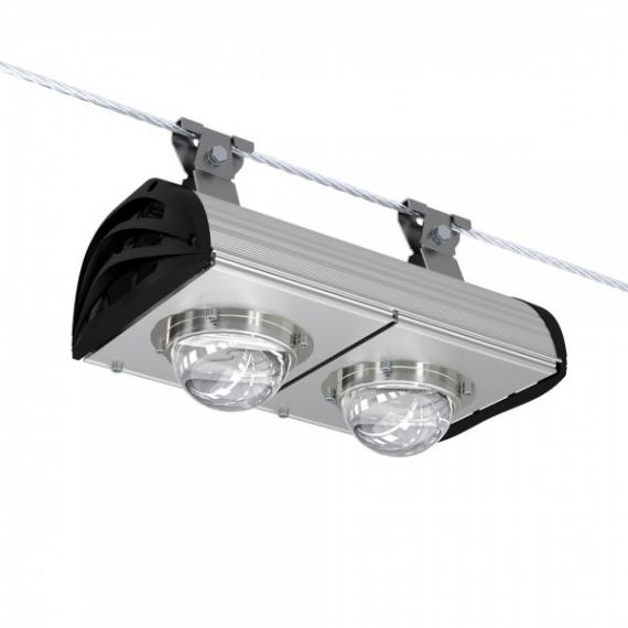 Светодиодный светильник ПромЛед Магистраль v3.0-100 Трос