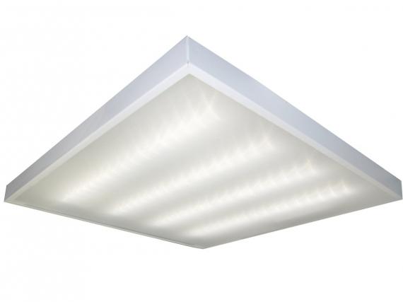 Светильник светодиодный Пересвет офисный 600х600 мм 42 Вт IP65