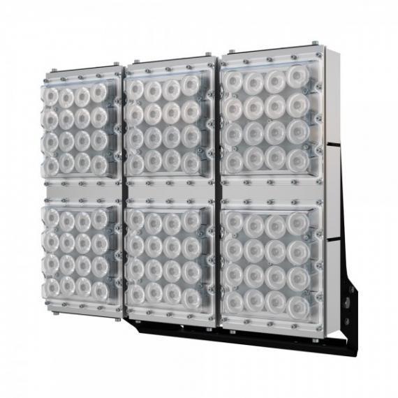 Светодиодный светильник ПромЛед Плазма v3.0-480 Мультилинза 5гр
