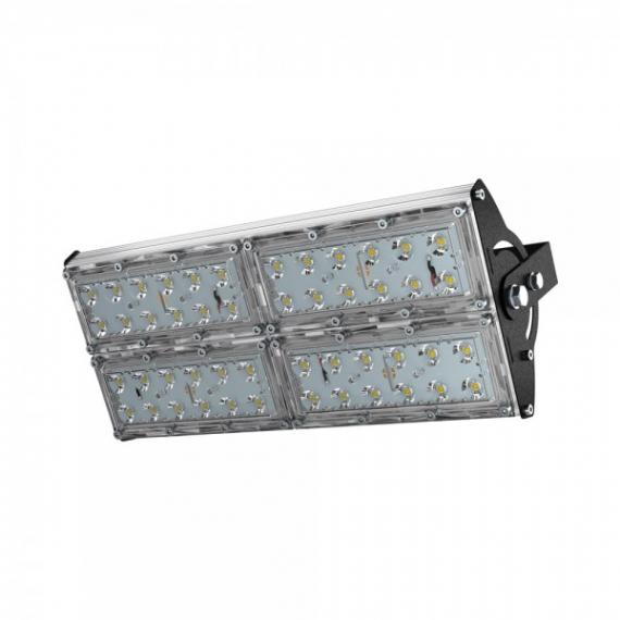 Светодиодный светильник ПромЛед Прожектор v2.0-100 Мультилинза