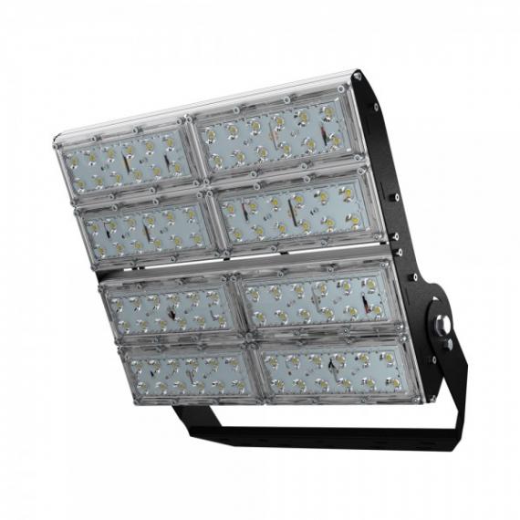 Светодиодный светильник ПромЛед Прожектор v2.0-200 Мультилинза