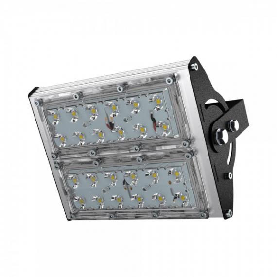 Светодиодный светильник ПромЛед Прожектор v2.0-50 Мультилинза