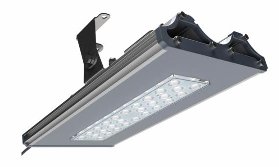 Светодиодный светильник LEDNIK STREET 50 ROCKET 155°