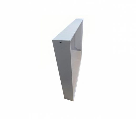 Светодиодный светильник СПВО 32 IP40 3000К призма (накладной)