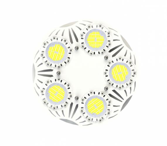 Светодиодный светильник ПСС 140 Радиант с доп.оптикой CRI 80