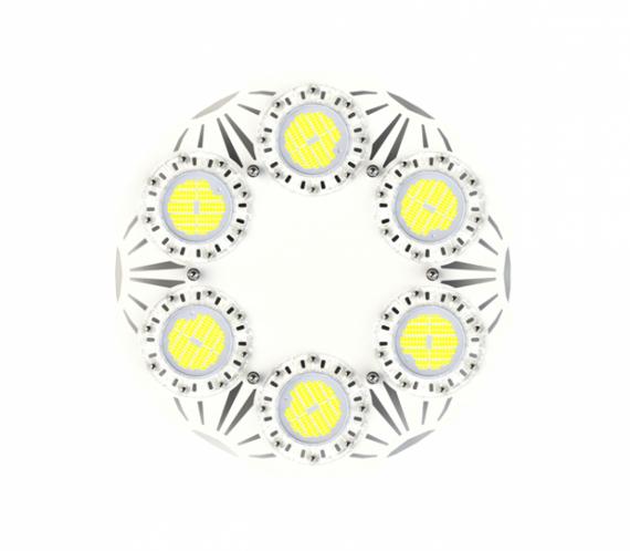 Светодиодный светильник ПСС 160 Радиант с доп.оптикой CRI 70
