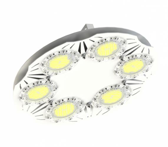 Светодиодный светильник ПСС 180 Радиант с доп.оптикой CRI 80