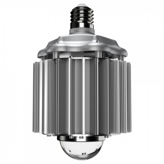 Светодиодная лампа Промлед Е40-50Вт Оптика, цоколь Е27, Е40