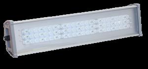 Промышленный светодиодный светильник с вторичной оптикой OPTIMA-Р-053-150-50