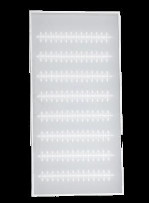 Офисный светодиодный светильник OFFICE-К-023-30-50