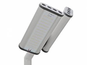 """Уличный светодиодный светильник """"Модуль"""", консоль МК-2, 64 Вт НВ-У-K-Е-64-255.230.140-4-0-67"""
