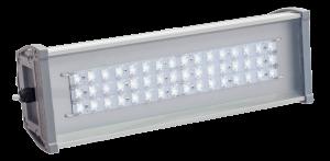 Уличный светодиодный светильник со вторичной оптикой OPTIMA-S-053-280-50