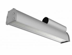 Уличный консольный светодиодный светильник ДКУ-40Д5К Альфа 40Вт