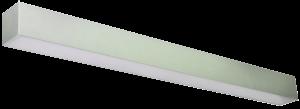 Подвесной линейный светильник 37 вт 1 м
