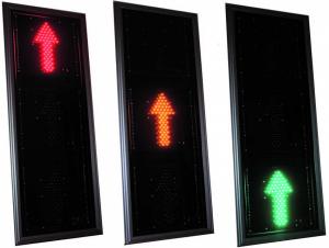 Светофор дорожный светодиодный (Транспортный) Т.2.2-П