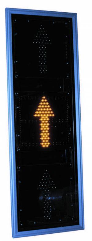 Светофор дорожный светодиодный (Транспортный) Т.2.2-ТВ-П