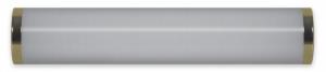 Светодиодный светильник 4000K 12W в пластиковом корпусе IP44, бронза, AL5049
