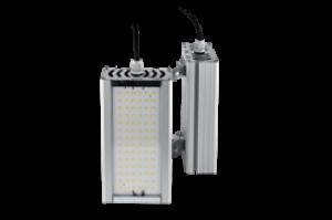 """Светодиодный светильник """"Эконом"""" VRN-UNE-64D-G40K67-U90"""