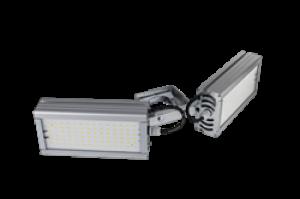 """Светодиодный светильник """"Эконом"""" VRN-UNE-64D-G40K67-UV"""