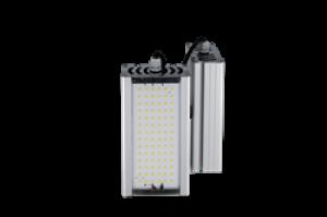 """Светодиодный светильник """"Эконом"""" VRN-UNE-64D-G40K67-K90 консольный"""